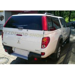 Кунг  sammitr s plus v4 для mitsubishi l200 (+доп.стоп-сигналы)