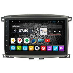 "Штатная магнитола 10"" для Toyota Land Cruiser 100 (2002-2007) Daystar DS-7083HB Android 9"