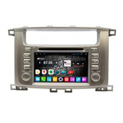 "Штатная магнитола 7"" для Toyota Land Cruiser 100 2002-2007 Daystar DS-7083HD Android 9"